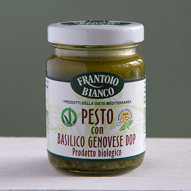 italianas pesto vegan