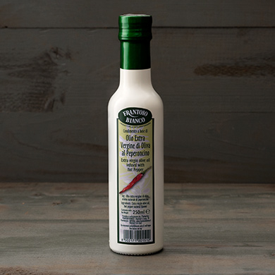 italian flavored hot pepper olive oil