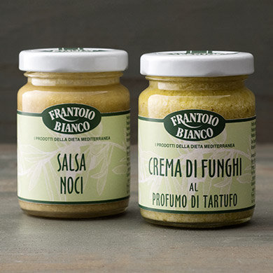 Les sauces blanches italienne